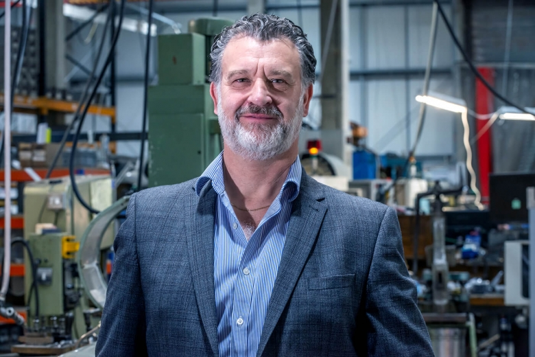 Focus SB's managing director accepts DIT Export Champion role